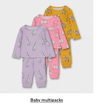 Baby multipacks
