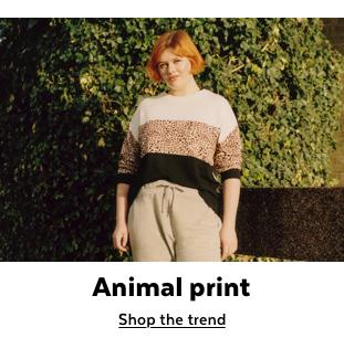 Womens Animal Print