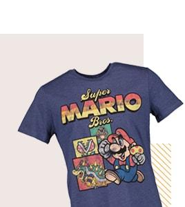 Super Mario Brothers Tee