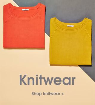 Knitwear. Shop knitwear.