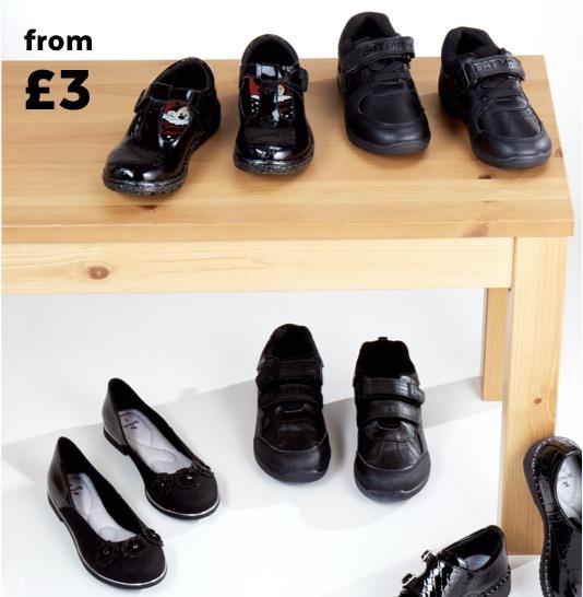 Uniform Shop Shoes