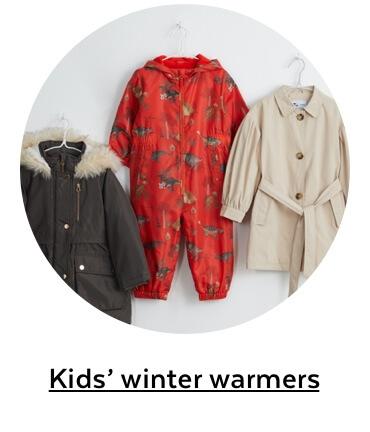 Kids Winter Warmers