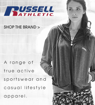 Russell Athletic. Shop the brand.