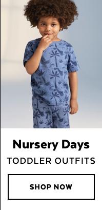 Kids Nursery Outfits