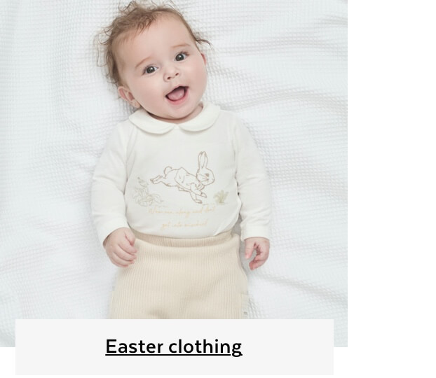 Baby Easter CLothing