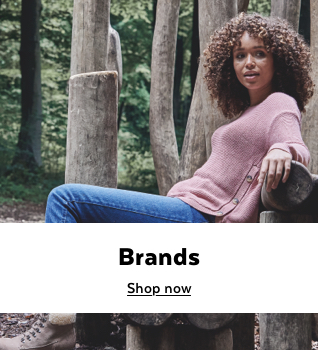 Our brands. Shop Now.