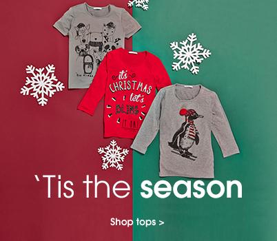 Tis the season. Shop tops.
