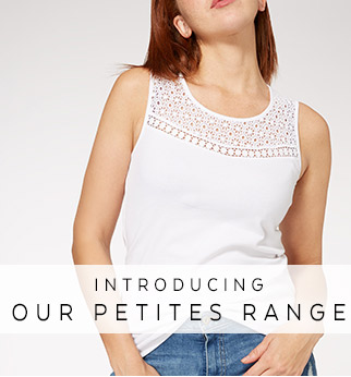 Womens Petite Collection