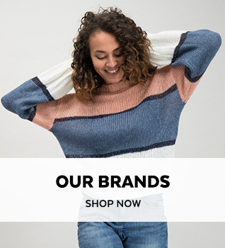 Brands. Shop Now.