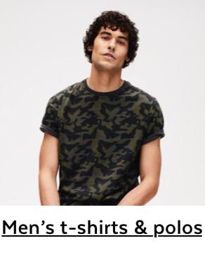 Men's Tshirt and Polos
