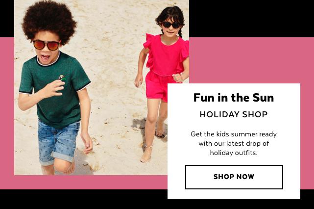 Kids Holiday Shop