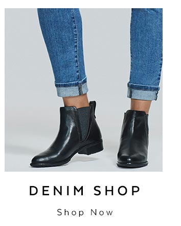 Womens Denim Shop