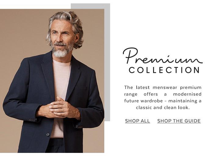Mens Tu premium Collection