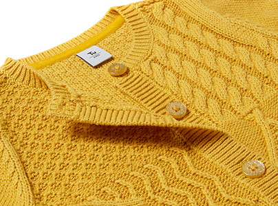 Girls jumpers and cardigans