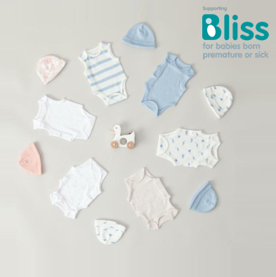 Premature range and Bliss charity