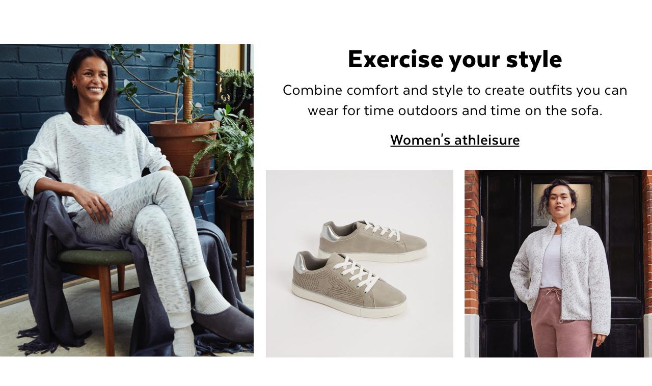 Womens Athleisure