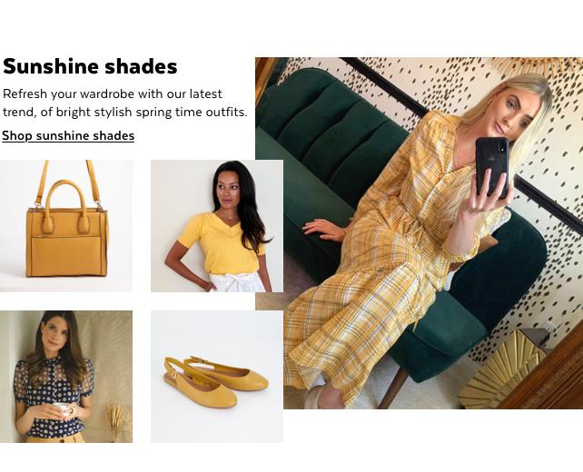 Womens Trend: Sunshine Shades