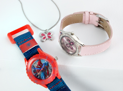 Kids Jewellery & Watches