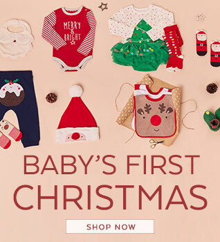 Baby's First Christmas. Shop Now.