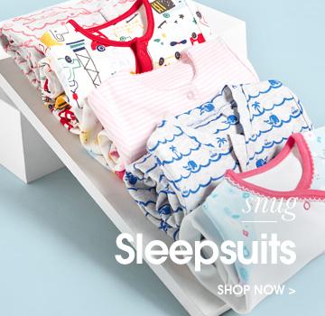 sung sleepsuits