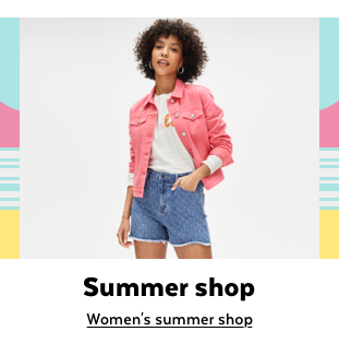 Womens Summer shop