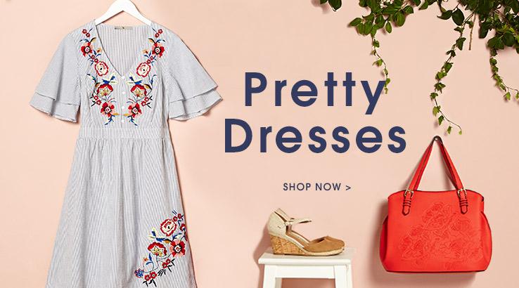 Pretty Dresses. Shop now.