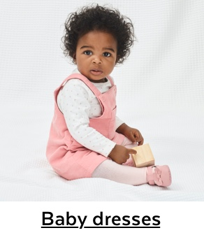 Baby dresses and outfits