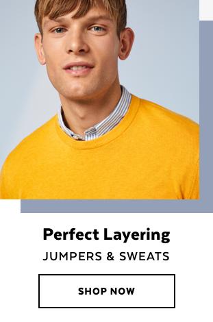 Mens Jumpers & Sweats