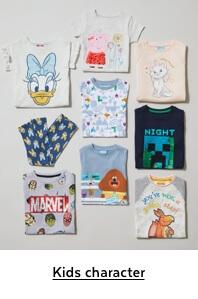 Kids Character Shop