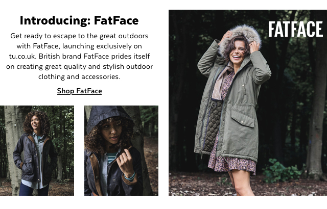 Womens Brands - FatFace