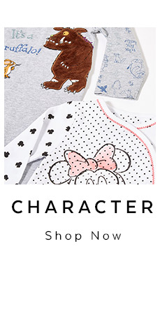 Baby Character Clothing