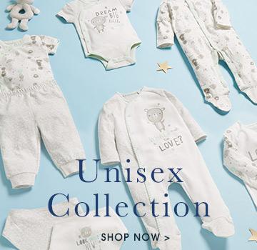 Unisex Collection. Shop now.