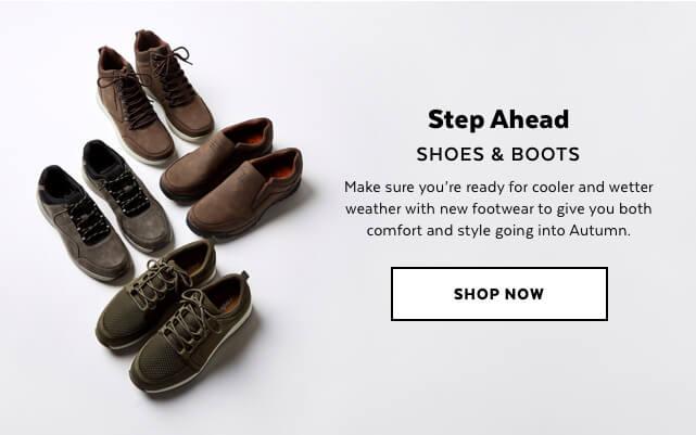 Mens Shoes & Boots