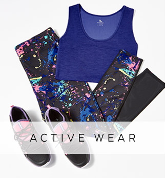 Womens Active Wear