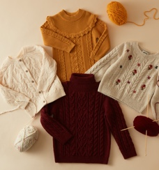 Womens Christmas knitwear