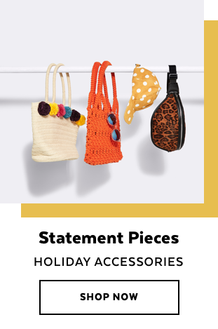Womens Holiday Accessories