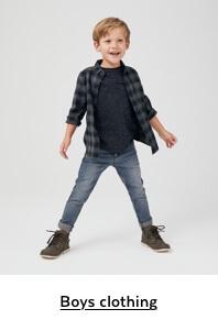 Kids Boys Clothing