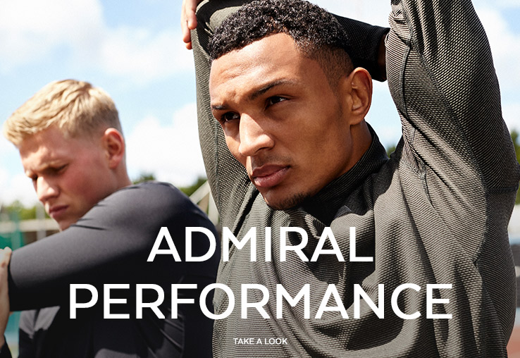 admiral performance