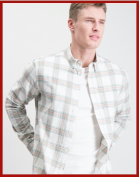 Mens sale casual shirts