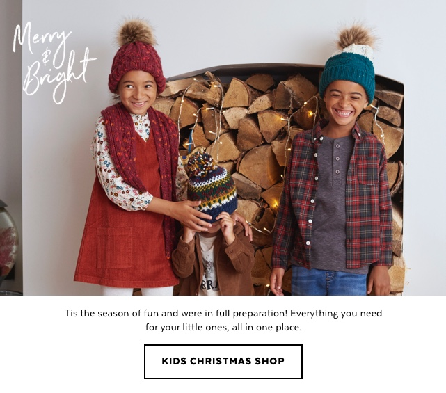 Kids Christmas Shop