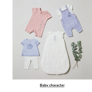 Baby character