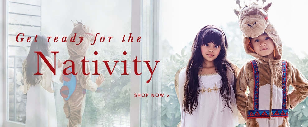 Get ready for the nativity. Shop now.