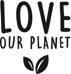 Love Our Planet logo