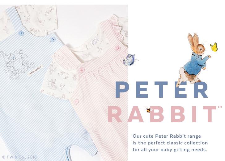 Peter Rabbit Clothing. Shop Now..