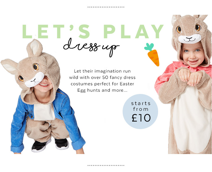 Kids Fancy Dress - Easter