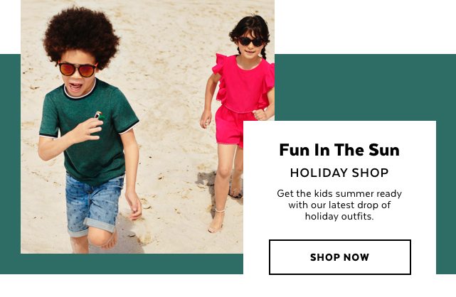 Kids Holiday Shop