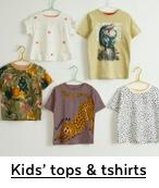 Kids Tops & Tshirts