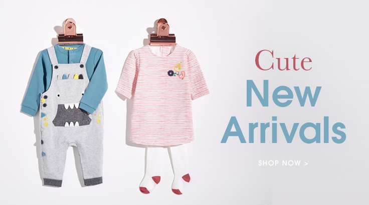 Cute New Arrivals. Shop Now.