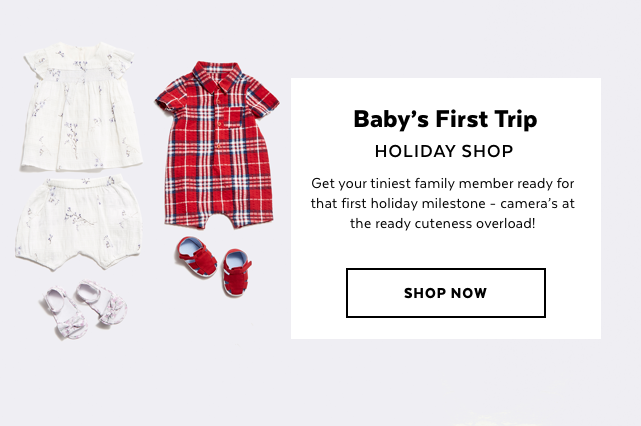 Baby Holiday Shop