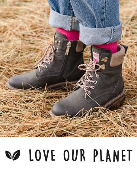 Love Our Planet Footwear